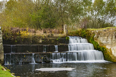 Bedale Harbour, North Yorkshire (Kingsley_Allison) Tags: bedale riverswale nikon northyorkshire nikond7200 canal water waterway river weir