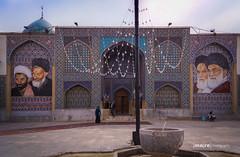 Imamzade Harun-e-Welayat, Isfahan, Iran (ma|re photo) Tags: iran isfahan imamzade harunewelayat mosque moschee grab tomb