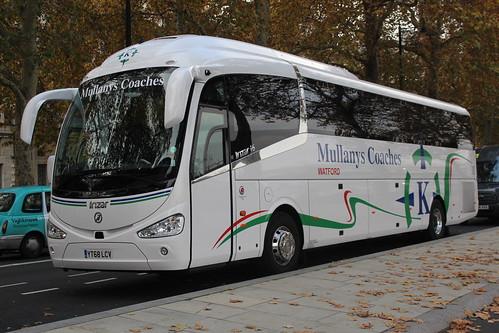 YT68LCV Mullanys Coaches