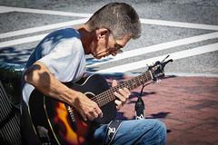 Guitar Man (Edward Lyons) Tags: senioa the walking dead thewalkingdead georgia deepsouth busker guitar acoustic musician