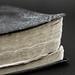 Closeup of an Old Book