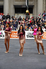 Chicago Thanksgiving Parade (samaelsworkshop) Tags: ifttt 500px football recreation performance teenage boy arms raised standing one leg motion agility spotlight high heels go dancer victory fist competition track field cheering warmers leggings leotard jumping outstretched dancing pantyhose athlete crowd kicking hand legs apart skateboard coach sports training