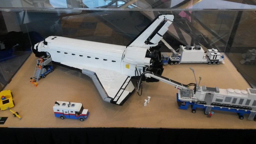 lego space shuttle orbiter - photo #13