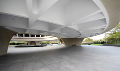 IMG_1786 (trevor.patt) Tags: bunshaft som architecture latemodernist brutalist concrete washingtondc smithsonian museum mall coffer