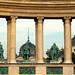 Budapest - Ungheria - Scorcio della piazza degli eroi