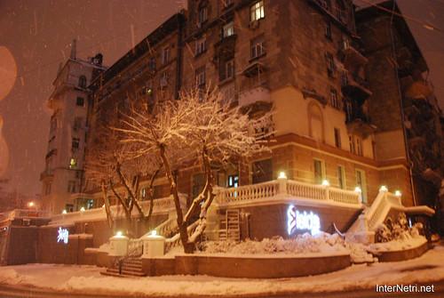 Засніжений зимовий Київ 413 InterNetri.Net Ukraine