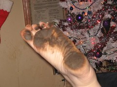 2811589270098220273avZcBK_ph (paulswentkowski1983) Tags: dirty feet soles filthy female street pitch black