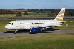 G-EUPH Airbus A319-131 EGPH 28-10-18 (MarkP51) Tags: geuph airbus a319131 a319 britishairways ba baw thedove specialcolours edinburgh airport edi egph scotland aviation airliner aircraft airplane plane image markp51 nikon d7200 nikon24120f4vr sunshine sunny planeporn