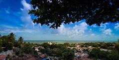 Overlooking Olinda
