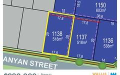 Lot 1138, Banyan Street, Gillieston Heights NSW
