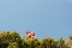 Notre-Dame de France (balese13) Tags: 1855mm auvergne d5000 hauteloire lepuyenvelay notredamedefrance nikon statue
