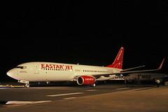 B737-8KN A6-FDM (HL8343) EASTAR JET (shanairpic) Tags: jetairliner passengerjet b737 boeing737 eirtech iac shannon eastar a6fdm hl8343