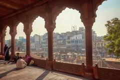 Jama Masjid mosque, 17th century. Delhi, India (varfolomeev) Tags: 2018 индия церковь город india church city fujifilmxt10