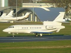 LN-AGE Dassault Falcon 900EX (c/n 283) EGLF (andrewt242) Tags: lnage dassault falcon 900ex cn 283 eglf