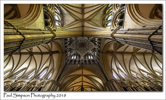 Lincoln Cathedral Ceiling (Paul Simpson Photography) Tags: lincolncathedral religion stonework stonebuilding lincoln lincolnshire sonya77 paulsimpsonphotography stonemason oldbuilding imagesof imageof photoof photosof insidelincolncathedral