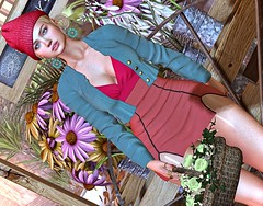 ★ Cherry Bloom - |CB| Corina Set @ Cosmopolitan Event ★ (klaris Bella) Tags: ★ cherry bloom |cb| corina set cosmopolitan event