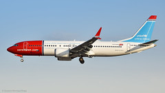 Boeing 737-8 MAX I LN-BKC I Norwegian Air Suttle (Gustavo H. Braga) Tags: boeing max boeing737max aviation airplanes airport aviação aviacao aviao aeronaves aeroporto norwegian lisbon portugal