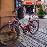 Red BañeBiKE (338/365) thumbnail