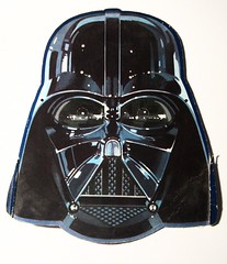 Darth Vader - C-3POs Cereal Box Premium Star Wars Mask 8571 (Brechtbug) Tags: darth vader c3pos cereal box reverse side back cover free premium cut out cardboard star wars mask andriod from 1984 80s 1980s vintage paper card board kellogg kelloggs halloween holiday science fiction robot disguise syfy scifi space opera nyc 2018