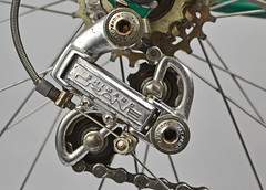 Pettenella Supercorsa 1976 (theframeteller) Tags: pettenella eroica steel first rare vintage italian italy milan road bike bici acciaio cycling history track gold medal