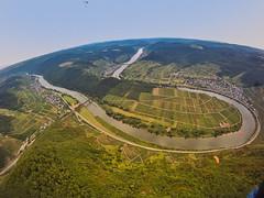 Germany, Calmont, Bremm/Mosel (rud.schmi) Tags: gleitschirmfliegen paragliding mosel bremm calmont germany