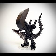 Lego MOC Xenomorphs (wind9221) Tags: alien rockroll xenomorph moc lego legomoc