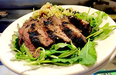 (cafe_services_inc) Tags: cafeservices corporatedining bic cafeteria topnotch fall cafe tritip tri tip plated larry grillngreens grill greens