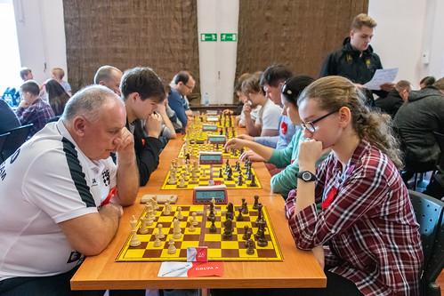 VIII Turniej Szachowy o Szablę Piłsudskiego-20