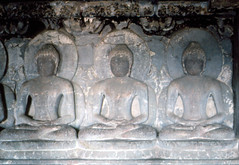 INDIA Y NEPAL 1986 - 48 (JAVIER_GALLEGO) Tags: india 1986 diapositivas diapositivasescaneadas asia subcontinenteindio elloracaves aurangabad caves ellora
