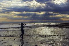 _MG_7007-Edit (Scott Sanford Photography) Tags: 6d canon ef50mmf14 eos gulfcoast naturallight nature outdoor sunlight texas water beach clouds coast fishing sky
