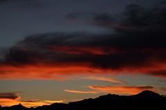 Sunset 12 23 18 #11 (Az Skies Photography) Tags: sunset sun set dusk twilight nightfall sky skyline skyscape cloud clouds red orange yellow gold golden salmon black december 23 2018 december232018 122318 12232018 rio rico arizona az rioricoaz arizonasky riorico arizonaskyline arizonaskyscape canon eos 80d canoneos80d canon80d eos80d