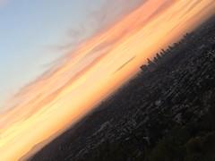 LA Dawn (hinxlinx) Tags: us dawn morning sunrise