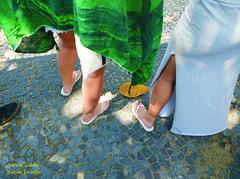 Sandálias (Janos Graber) Tags: sandálias pés feet láb foot voeten pies piedi copacabana riodejaneiro