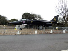 Jaguar RAF XZ394 2 Shoreham (oldpeckhamboy1) Tags: shoreham