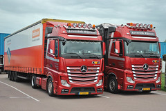 Mercedes Benz Actros MP4 Leverink Rijssen (Lucas Ensing) Tags: mercedes benz actros mp4 leverink rijssen