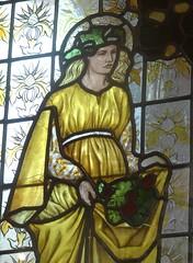[69059] Birmingham : BM&AG - Four Seasons (Budby) Tags: birmingham westmidlands artgallery museum stainedglass window preraphaelite