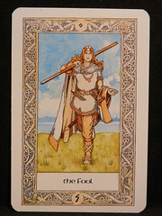 The Fool. (Oxford77) Tags: tarot thenorsetarot norse viking vikings cards card tarotcards
