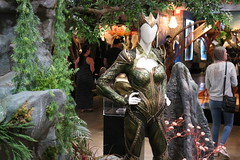 """Hippolyta costume from Wonder Woman (2017) • <a style=""""font-size:0.8em;"""" href=""""http://www.flickr.com/photos/28558260@N04/46140664362/"""" target=""""_blank"""">View on Flickr</a>"""