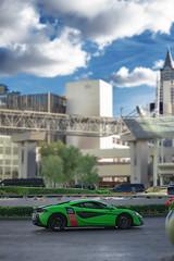 McLaren at Aria Resort & Casino (Las Vegas)