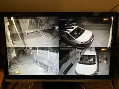 "Hikvision Turbo HD DVR and Camera with Flood lights supplied and Installed in Westdrayton, Middlesex. • <a style=""font-size:0.8em;"" href=""http://www.flickr.com/photos/161212411@N07/46265988971/"" target=""_blank"">View on Flickr</a>"