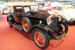 Alfa Romeo 6 C 1500 Cabriolet body by James Young (1928) (Mc Steff) Tags: alfa romeo 6 c 1500 cabriolet karosserie 1928 cabrio convertible bodywork body jamesyoung retroclassicsstuttgart2018 6c
