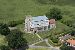 St Martin's Church in Thompson - aerial Norfolk UK (John D Fielding) Tags: thompson norfolk church churches above aerial nikon d810 hires highresolution hirez highdefinition hidef britainfromtheair britainfromabove skyview aerialimage aerialphotography aerialimagesuk aerialview drone viewfromplane aerialengland britain johnfieldingaerialimages fullformat johnfieldingaerialimage johnfielding fromtheair fromthesky flyingover fullframe