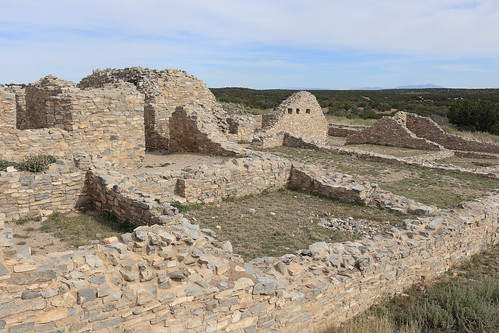 New Mexico - Salinas Pueblo Missions National Monument