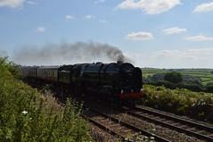 70000 Britannia (The AT) Tags: 70000 britannia hauling royal duchy british railways standard class 7 preserved steam train locomotive power
