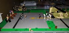 Alliance meeting (merlo0006) Tags: lego chinook star wars vadar army anzac