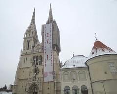 Dan sjećanja na žrtve holokausta - Holocaust remembrance day (Hirike) Tags: zagreb hrvatska croatia holocaustremembranceday dansjećanjanažrtveholokausta katedrala cathedral
