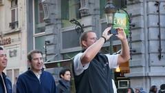 2013-05-18_20-09-48_NEX-6_DSC04655 (Miguel Discart (Photos Vrac)) Tags: 2013 94mm belgianpride belgie belgique belgium bru brussels brusselspride brusselspride2013 bruxelles bruxellespride bruxellespride2013 bxl cityparade divers e18200mmf3563 equality focallength94mm focallengthin35mmformat94mm gay iso1000 lesbian lgbt manifestation nex6 pride pridebe sony sonynex6 sonynex6e18200mmf3563 thepridebe trans transgender transsexuel yourlocalpower