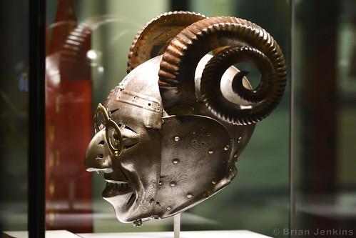 Armet - The Horned Helmet (1512)