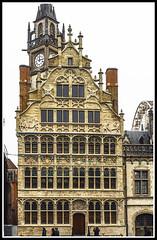 Paseando por Bélgica (edomingo) Tags: edomingoolympusomdem5 mzuiko1240 gante belgica graslei casasdegremios