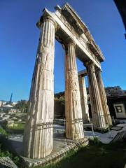 Gate of Athena Archegetis (vic_206) Tags: gateofathenaarchegetis atenas athens